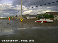 Environment and Climate Change Canada - Weather and